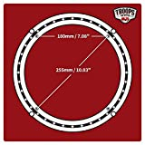 Lifetime Products Troops BBQ Lazy Susan Turntable