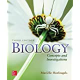 Biology: Concepts and Investigations (WCB General Biology)