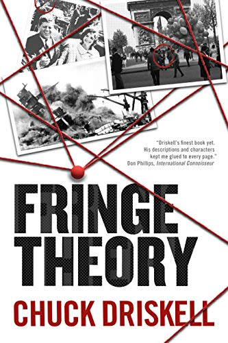 Fringe Theory An Espionage Thriller Of The Cold War And World War 2