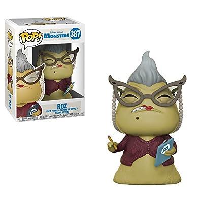 Funko Pop Disney: Monster's Roz Figura Coleccionable: Funko Pop! Disney:: Toys & Games