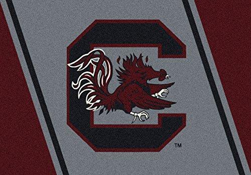 NCAA Team Spirit Rug - South Carolina Gamecocks, 7'8'' x 10'9'' by Millilken