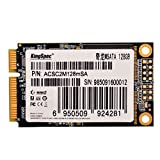 KingSpec PC/ Laptop Internal 128GB Mini PCI-E MSATA 6Gb/s SSD Solid State Drive with Read Speed of 510MB/s