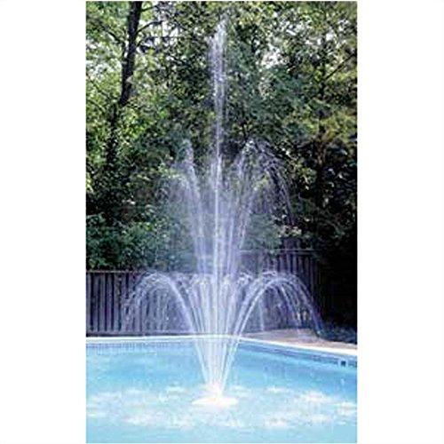 SuperDi New! Grecian 3-Tier Floating Aboveground or Inground Swimming Pool Fountain