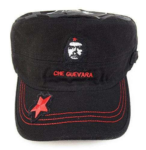 JcDiana Che Guevara HAT Black