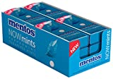 Mentos NOWMint Tin, Peppermint, Non Melting, Stocking Stuffer, Gift, Holiday, Christmas, 1.09 ounces/50 pieces (Pack of 12)