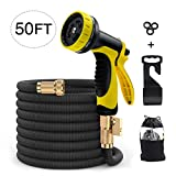 50ft Garden Hose, from 5m to 15m Expandable Expanding Flexible Garden Water Hose