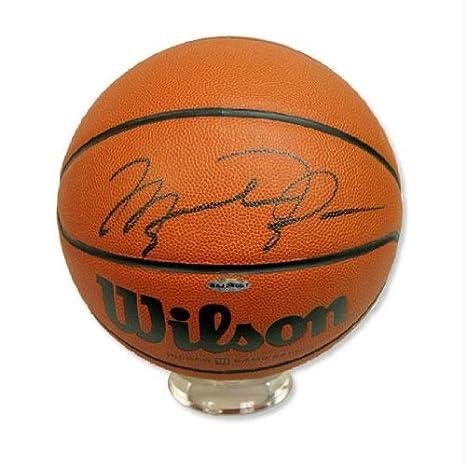 on sale 1b068 87b53 Buy Upper Deck Michael Jordan Autographed Basketball (UDA ...