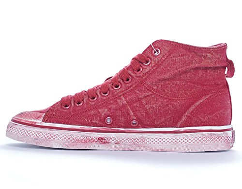 Adidas Nizza Hi Classic 78 unisex erwachsene, canvas, sneaker high (45 1/3)