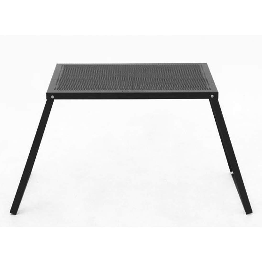 オーヴィル(auvil) ブラックガーデンテーブル FG004   B07NGG79TY