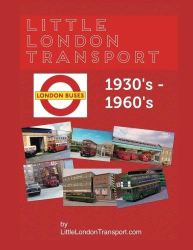 Little London Transport - Buses 1930's - 1960's (Volume 2)