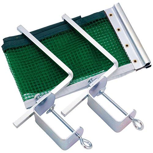 Champion Sports Champion Table Tennis Net & Post Set 2