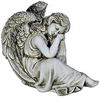 DEGARDEN AnaParra Figura Decorativa Arcángel de Piedra