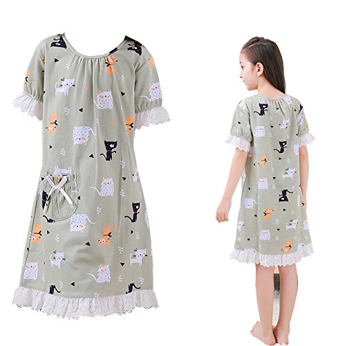 ADAHOP Women¡¯s Sleepwear Casual House Dress -