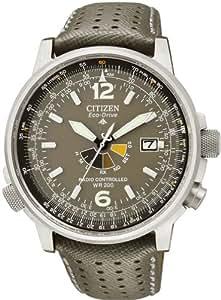 Citizen Promaster-Sky Reloj para hombres Eco-Drive Reloj Radio