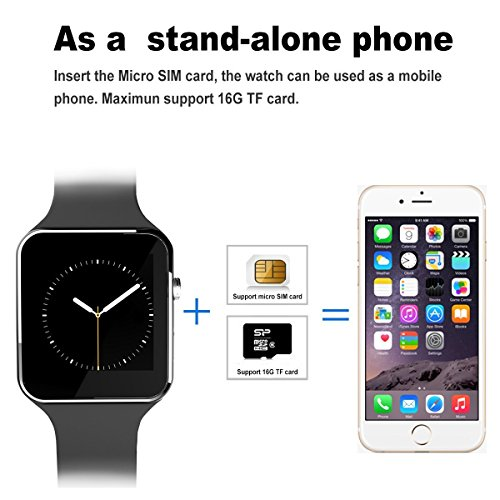 iphone compatible smartwatch smart bluetooth smartwatch with touchscreen 11763