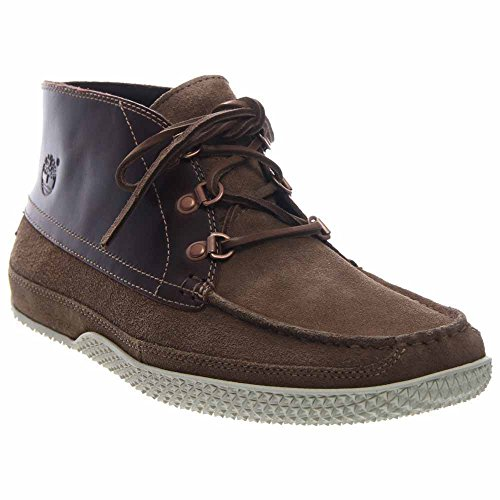 Timberland Hombres Camp 73 Chukka Taupe Suede