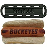 Ohio State Buckeyes Team Logo Hot Dog Grill Topper