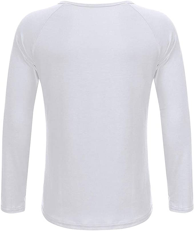 YUNY Men Long Sleeve Muscle Solid Fine Cotton Slim Fit Casual Shirts Black S