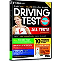 Driving Test Success All Tests 2008 Edition (PC/DVD ROM) [Import]