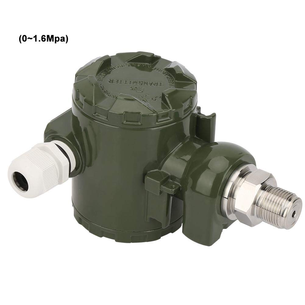 Pressure Sensor, 2088 Type Explosion Proof Pressure Transmitter 4-20mA(0~1.6Mpa)
