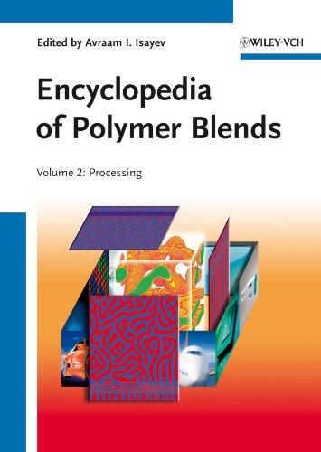 Encyclopedia of Polymer Blends, Volume 2: ()