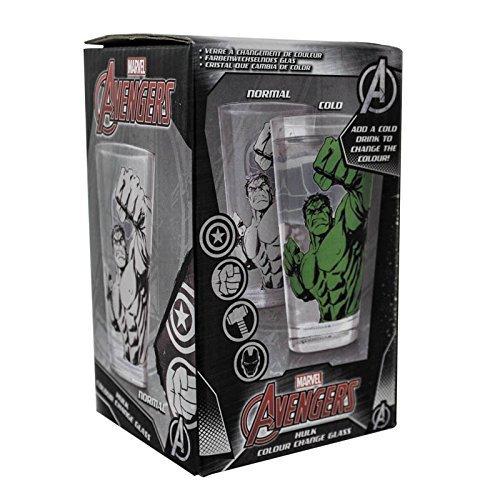 avengers hulk colour change glass