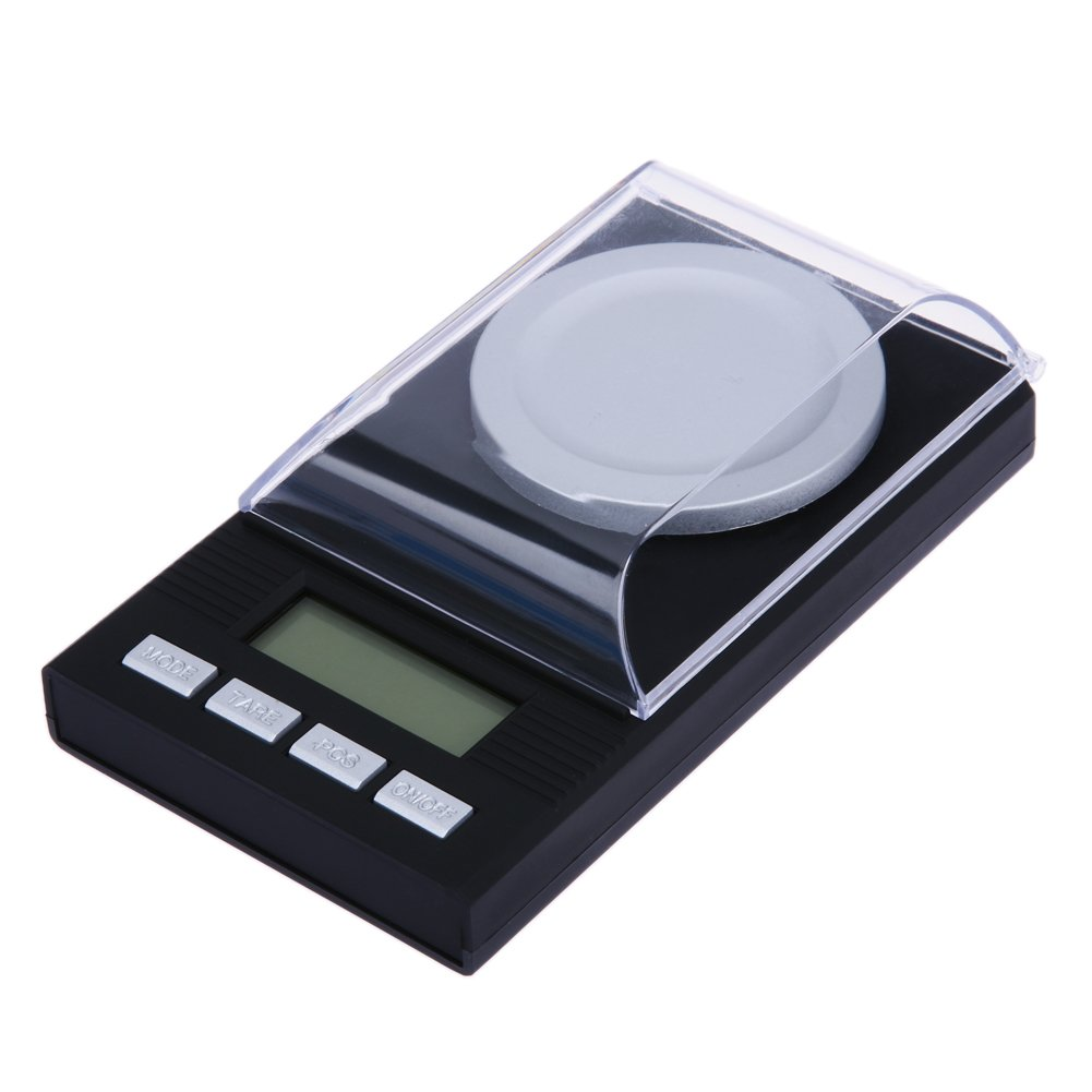 Awakingdemi LCD Digital Scale,Lab Weight Milligram Scale (50g/0.001g)