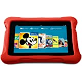 Kindle FreeTime Kid-Proof Case for the All New Kindle Fire HD, Red (does not fit previous generation HD model)