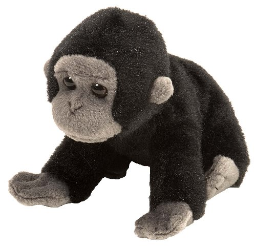 - Wild Republic Gorilla Plush, Stuffed Animal, Plush Toy, Gifts for Kids, Cuddlekins 5