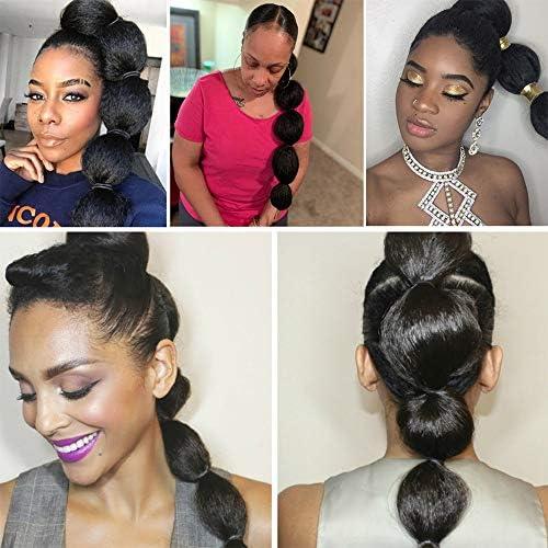 Bubble ponytail _image0