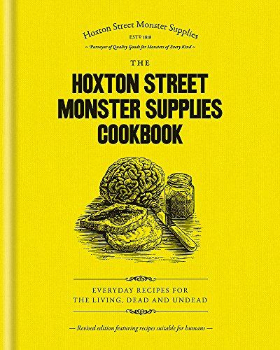 !Best The Hoxton Street Monster Supplies Cookbook [D.O.C]