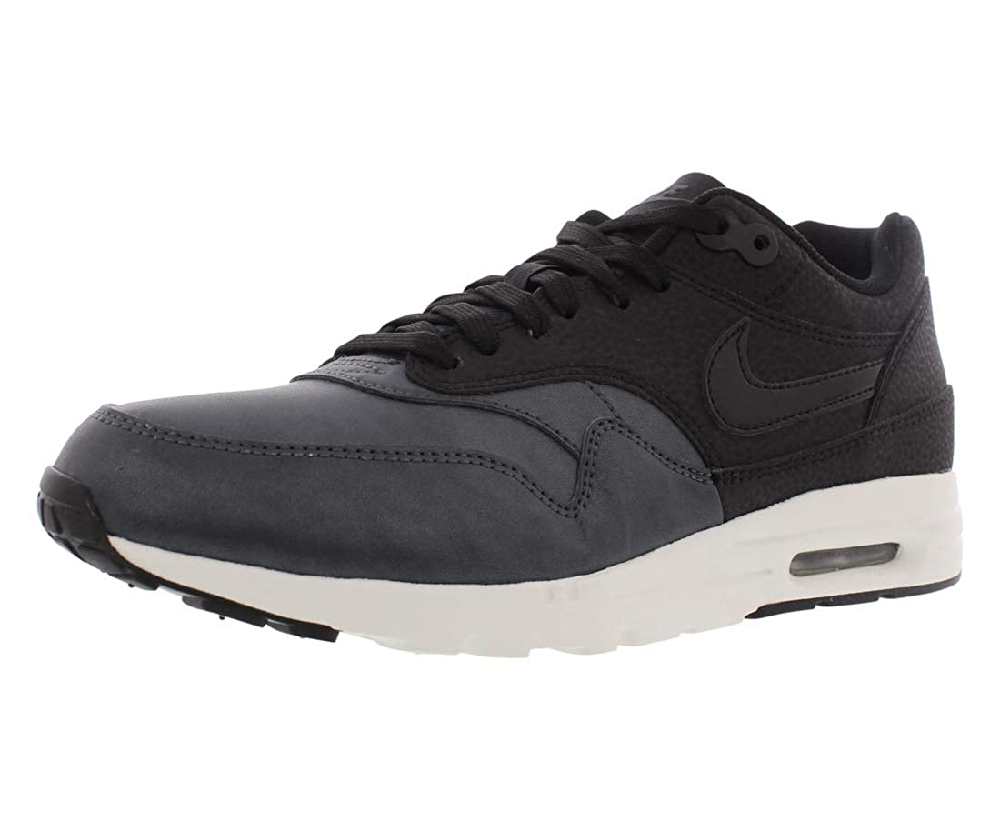 separation shoes 671d7 fa974 Amazon.com   NIKE Women s Air Max 1 Ultra Essentials SE Running Sneakers    Road Running