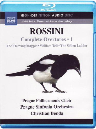 Christian Benda - Complete Overtures 1 (Blu-ray Audio)