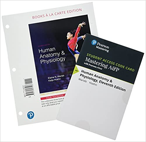 Amazon.com: Human Anatomy & Physiology, Books a la Carte Plus ...