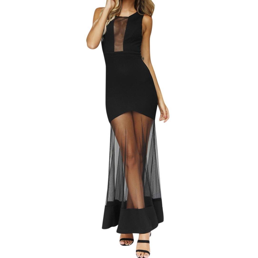 e7b05e3040f Amazon.com  Hunzed Women Summer Sexy Long Dress