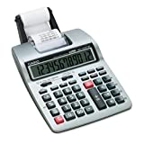 CASIO HR100TM HR-100TM Two-Color Portable Printing Calculator, Black/Red Print, 2 Lines/Sec by Casio