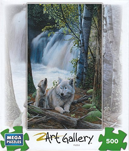 Evening Song 500 Piece Puzzle by Mega Brands