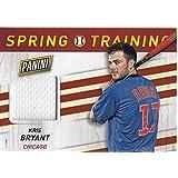 Panini - KRIS BRYANT - Spring Training - BASE - Game Used GU Jersey - World Series Champions - BUY IT NOW or MAKE OFFER