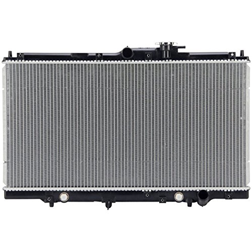Klimoto Brand New Radiator fits Honda Accord 1994-1997 Prelude 1997-2001 CL 2.2L 2.3L L4 HO3010142 AC3010112 19010P0A515 19010P0A902 Q1494 CU1494 1494 RAD1494 DPI1494 (Acura Cl Radiator Replacement)