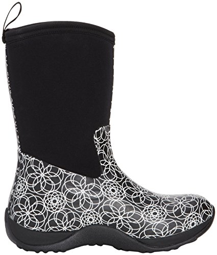 Women's Swirl Mid Height Weekend Rubber Arctic Boot Muck Boots Winter YPTqAwa