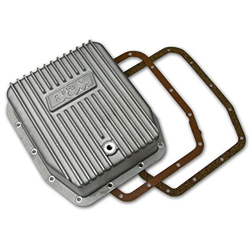 B&M 40291 Cast Aluminum Extra Depth Transmission Pan