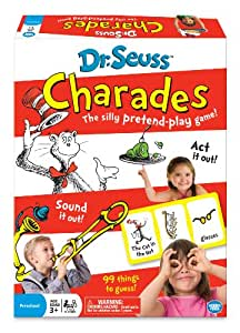Dr. Seuss Charades Game