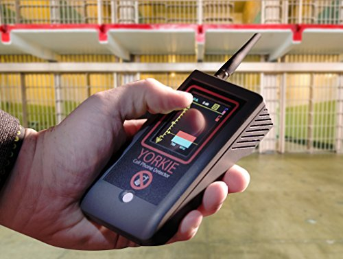 Mobile Detector Phone - Yorkie Contraband Cell Phone & GPS Tracker Detector