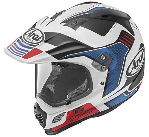 Medium Arai Helmets - Arai XD4 Helmet - Vision (Large) (Frost RED)
