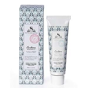 Soap and Paper Factory Gardenia Shea Hand Cream 2.3 Ounce