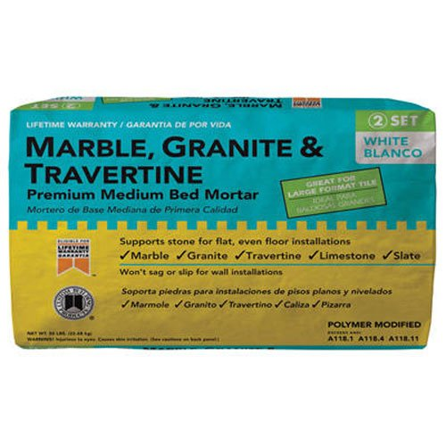 Custom Building Products MGMM50 50-Pound Marble Granite M...