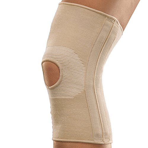 Futuro Stabilizing Knee Support, Improves Stability for Injured Knees, Large, Moderate Stabilizing Support by Futuro