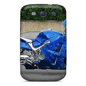 Dsorothymkuz Perfect Tpu Case For Galaxy S3/ Anti-scratch Protector Case (suzuki)