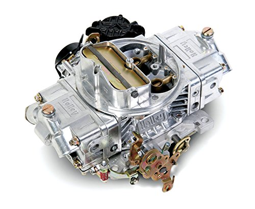 4 barrel carburetor chevy - 7