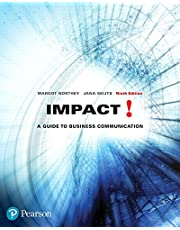 Impact: A Guide to Business Communication, Ninth Edition